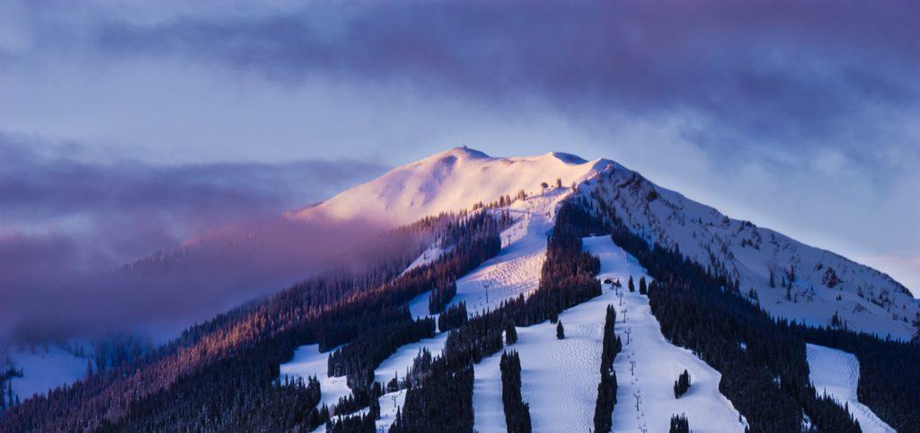 Stations de ski aux Etats-Unis