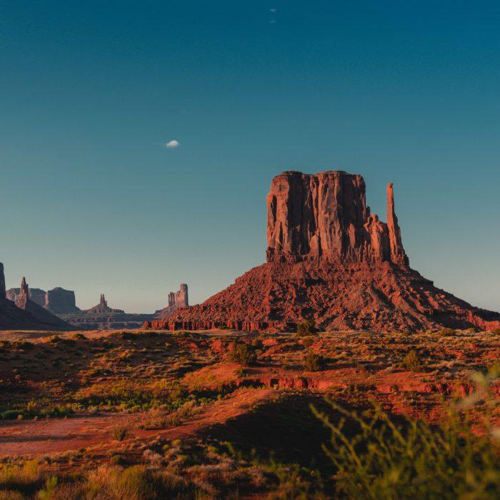 Monument Valley en Arizona