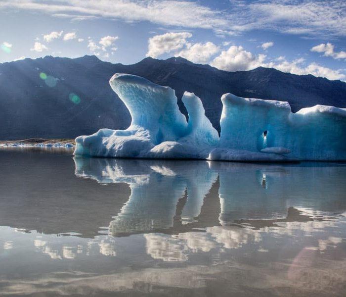 Parc national de Knik Glacier